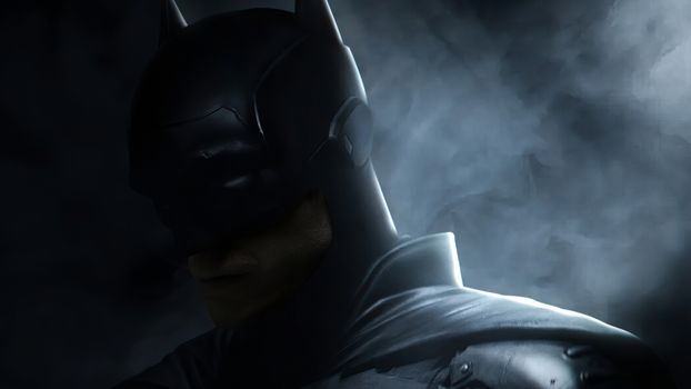 Заставки Robert Pattinson, The Batman, бэтмен