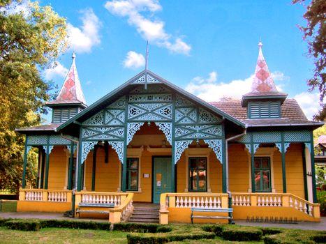 Бесплатные фото дом,главная,вилла,отделение,арт-деко,стиль,архитектура,лето,синий,небо,ориентир,особняк