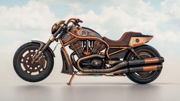 Заставки мотоциклы, Behance