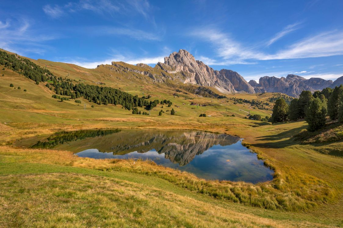 Photo mountains italy Alps scenery - free pictures on Fonwall