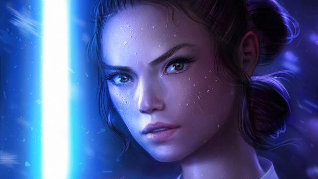 Заставки Rey, произведение, искусства