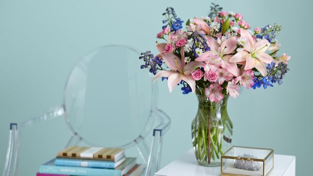 Photo free flowers, bouquet, vase