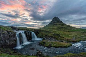 Фото бесплатно Kirkjufell, Grundarfjordur, Iceland