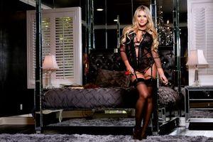 Фото бесплатно сексуальная девушка, поза, Tahlia Париж