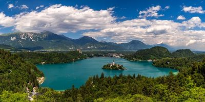 Бесплатные фото Озеро Блед,Словения,Бледское озеро,Bled Lake