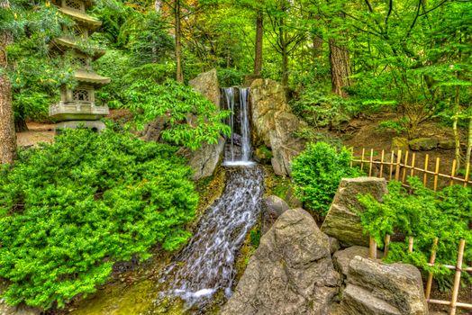 Фото бесплатно В Японском саду, японский сад, Спокан