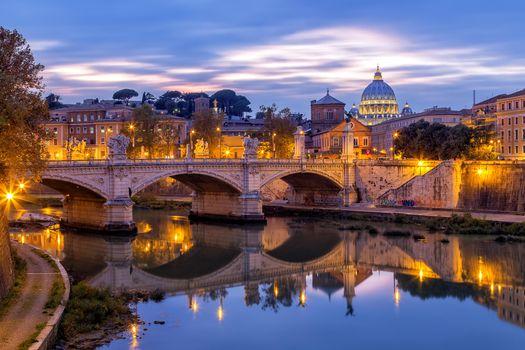 Photo free Vatican City, Rome, city