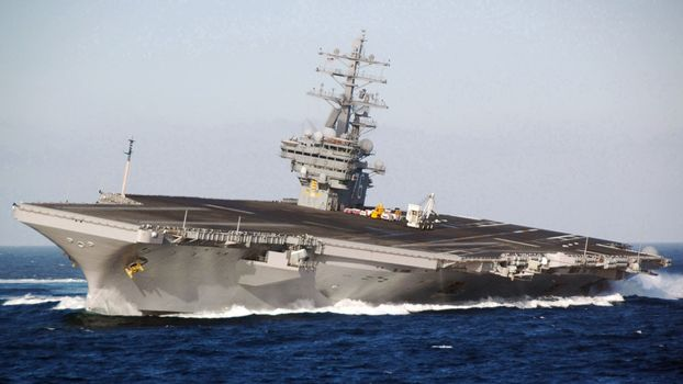 Photo free aircraft carrier, military, navy