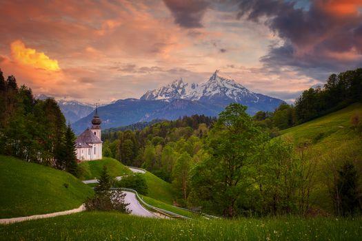 Photo free Maria Gern, Bavaria, Germany