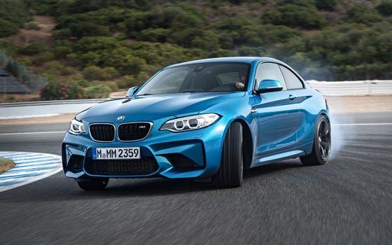 Фото бесплатно BMW, Дрифт машина, шины