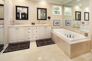 Photo free bathroom, mirror, miscellaneous