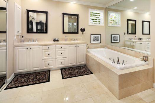 Фото бесплатно ванная комната, зеркало, разное