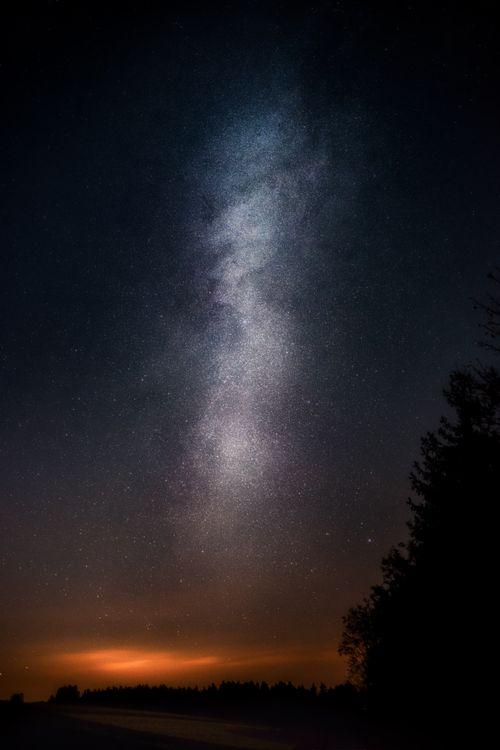 Млечный путь · бесплатная заставка