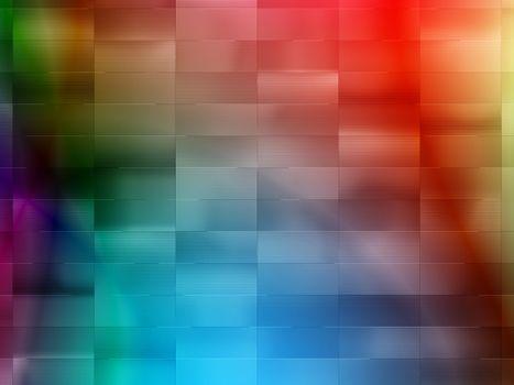 Фото бесплатно абстракция, цифровое искусство, красочный