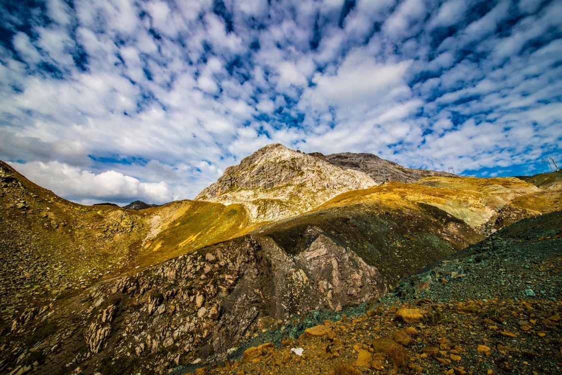 Фото бесплатно Швейцария Альпы, горы Швейцарии, горы - на рабочий стол