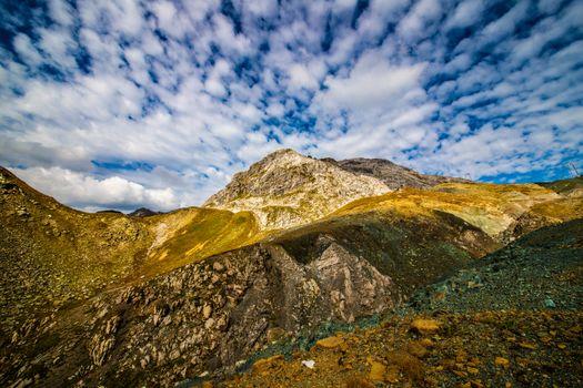 Заставки Швейцария Альпы, горы Швейцарии, горы