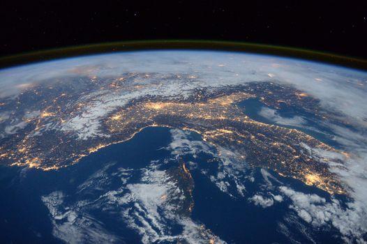 Заставки земля, пространство, космос