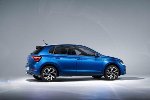 Photo free Volkswagen, blue, cars blue