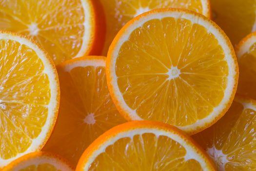 Orange Sliced · free photo