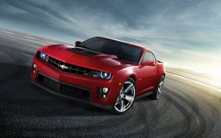 Photo free car exterior, car, Chevrolet Camaro