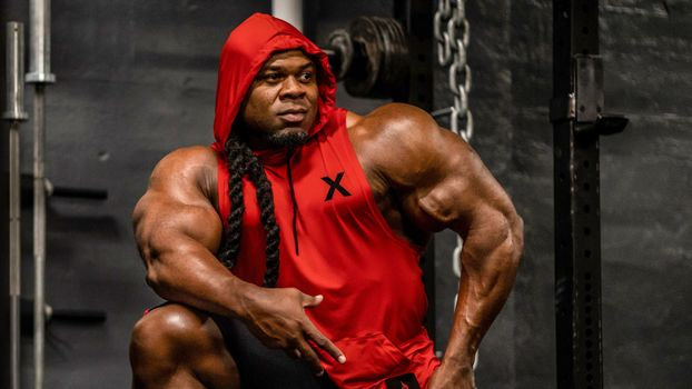 Photo free Kai Greene, boys, gym
