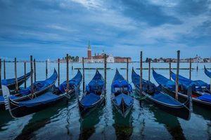 Photo free Venice, Italy, Grand Canal