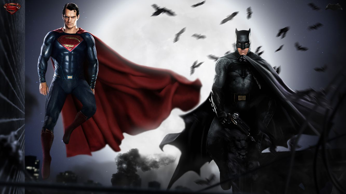 Обои Batman, Супермен, супергерои картинки на телефон