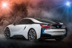 Заставки BMW i8, автомобиль, машина
