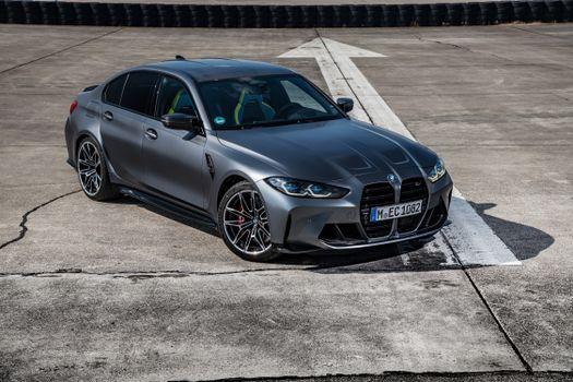 Photo free BMW M3, G80, cars