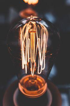 Photo free Lamp, electricity, light