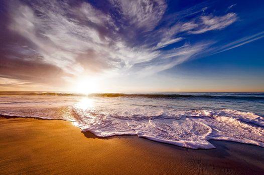 Photo free puteshestvie, sunlight, zakat