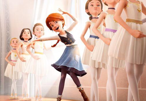 Photo free ballerina, animated movies, 2016 movies