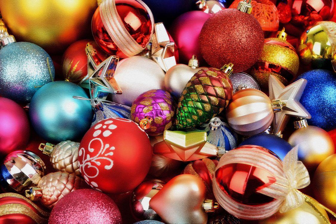 Рождественский фон · бесплатное фото