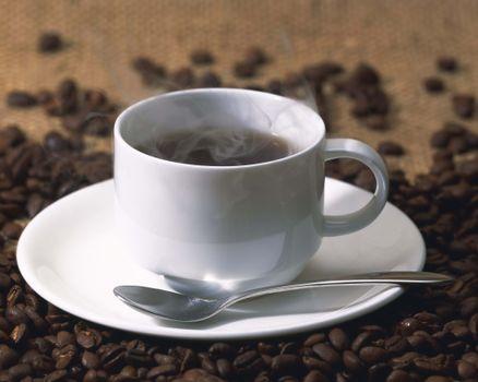 Фото бесплатно ложка, кофе, напиток