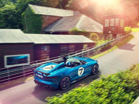Фото бесплатно автомобили 2020 года, Jaguar, Jaguar Project 7