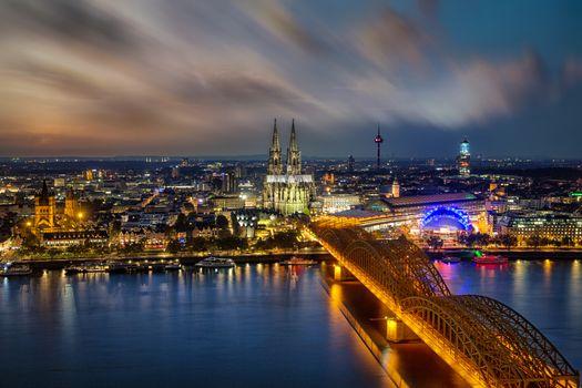 Заставки Koln, Germany, город