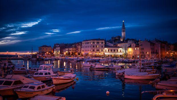 Photo free cities, Croatia, boats
