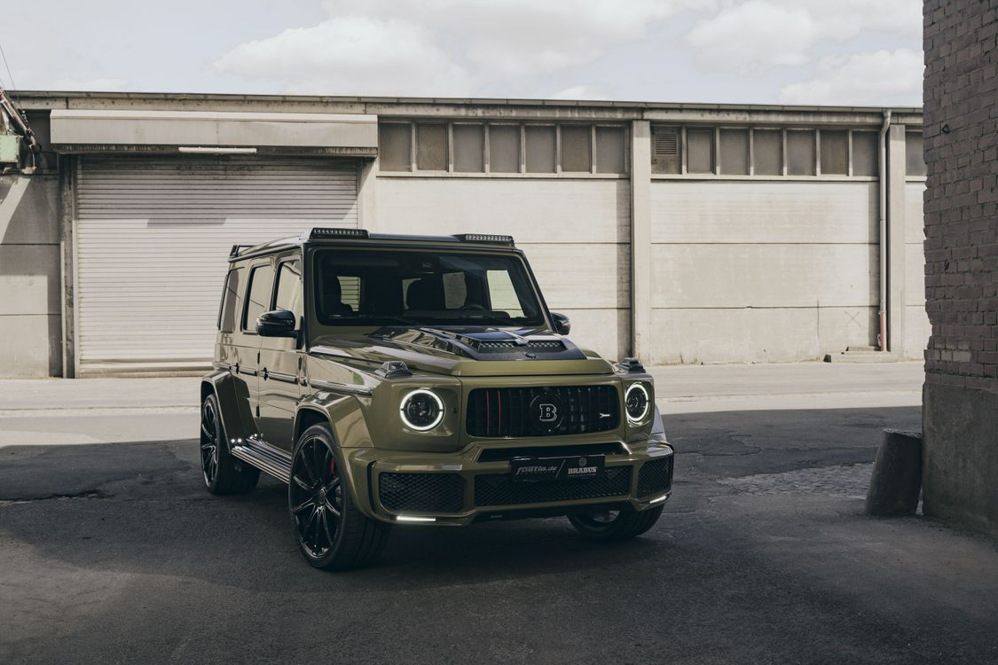 Photo Mercedes Benz Mercedes G Class Suv - free pictures on Fonwall
