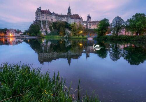 Фото бесплатно Niederdorla, Germany, замок