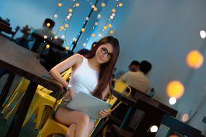 Фото бесплатно девушка, веселье, отдых