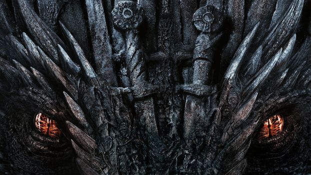 Заставки Игра престолов, сериал, 8 сезон