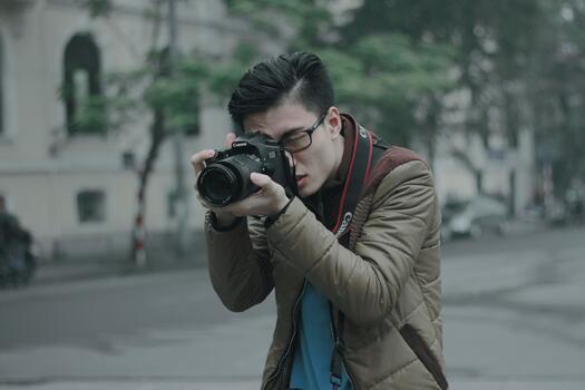 Фото бесплатно мужчина, человек, улица