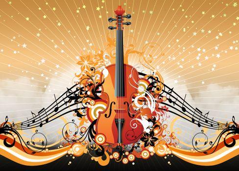 Фото бесплатно classic music, минимализм, отрисовка