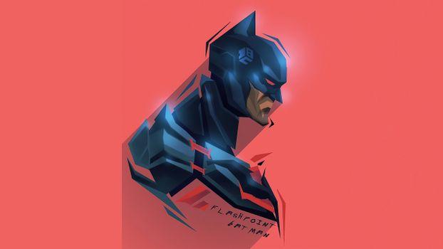 Фото бесплатно бэтмен, супергерои, произведение искусства
