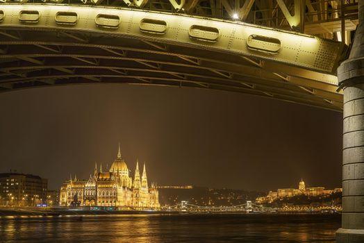 Photo free Budapest, Parliament building, Hungary