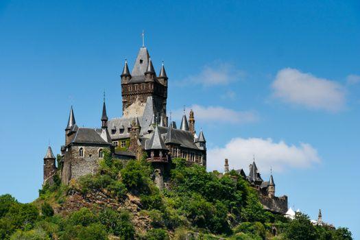 Фото бесплатно города, Германия, замки