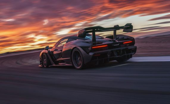 Photo free Mclaren Senna, Mclaren, 2019 cars