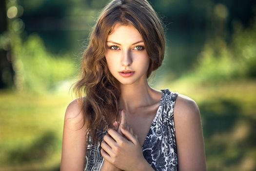 Фото бесплатно Leah Cuvillier, девушки, модель