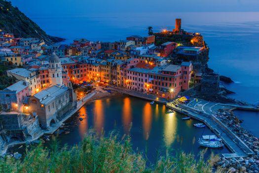 Фото бесплатно Вернацца, Италия, Vernazza