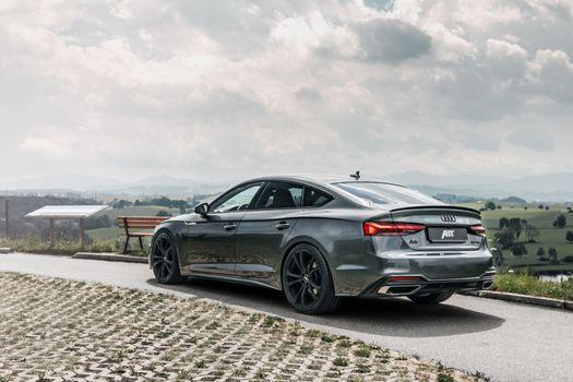 Photo free Audi, cars, rear end